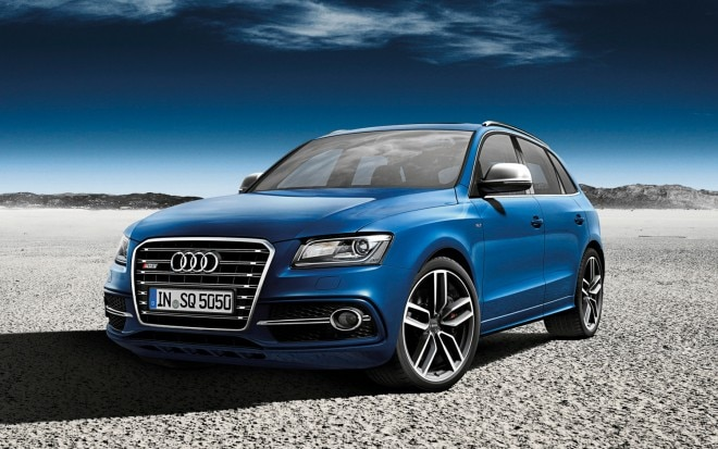 Audi SQ5 TDI Audi Exclusive Concept Front Three Quarter1 660x413