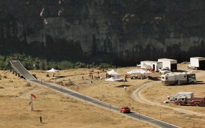 Audi Stunt Ramp Snake River1 660x413