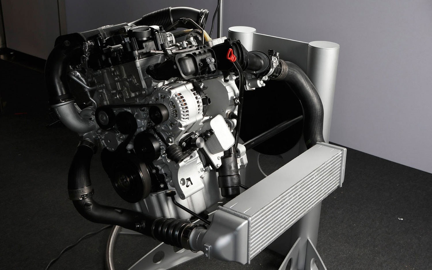 BMW TwinPower 15 Three Cylinder Engine1