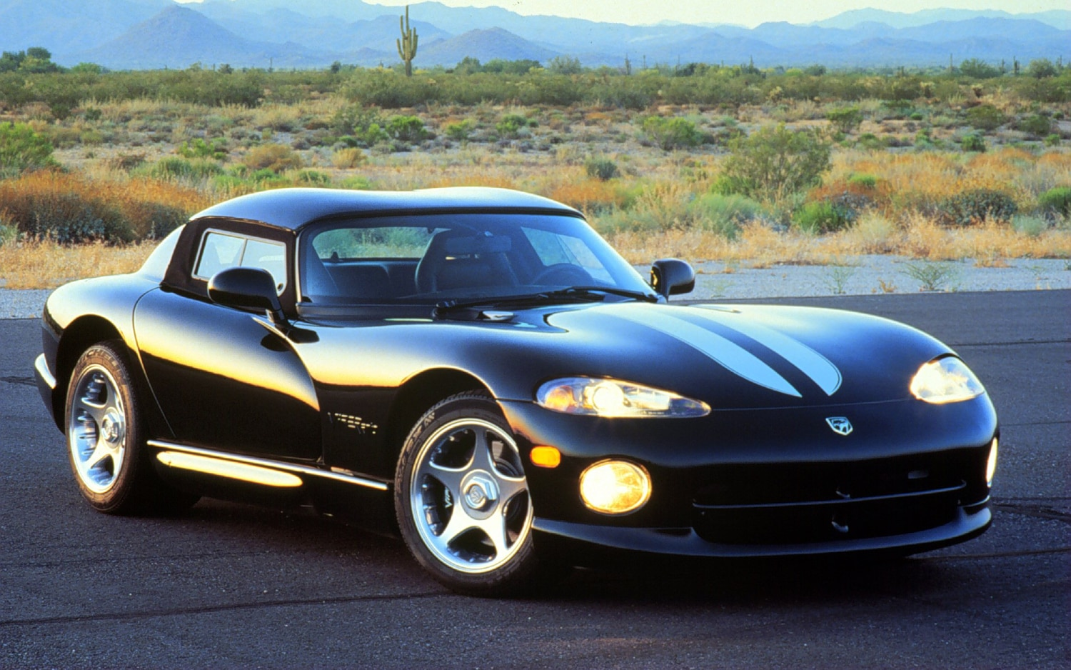 Decades Of Venom Our Dodge Srt Viper Drives Through The