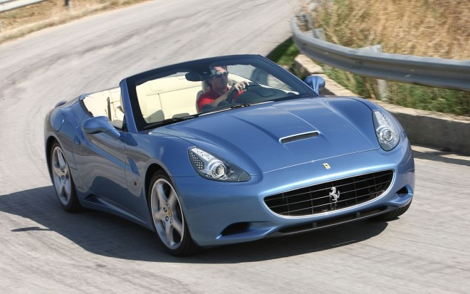 Ferrari California Front Three Quarter1 660x413