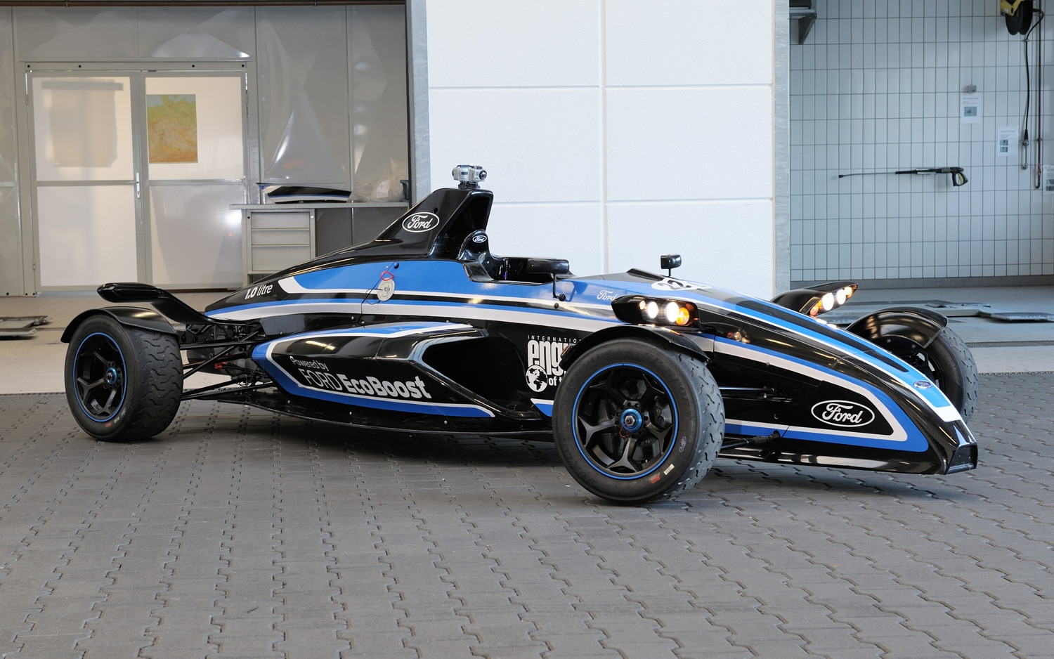 Formula Ford EcoBoost Race Car Front Three Quarter1