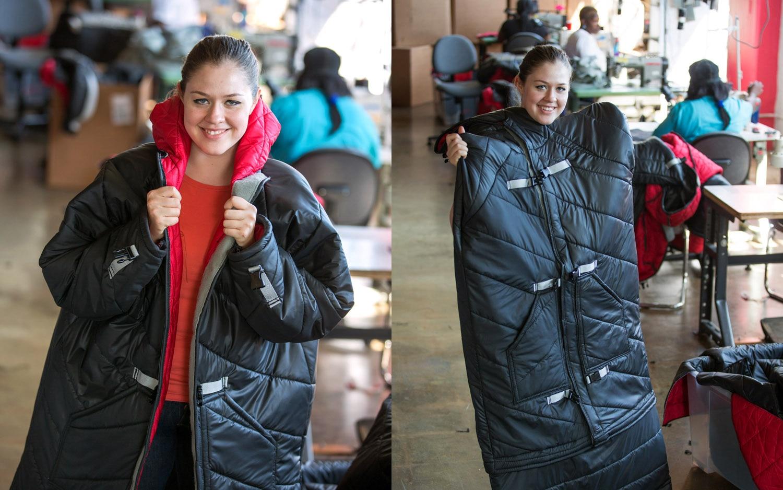 GM Homeless Coats Veronika Scott1