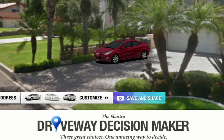Hyundai Elantra Virtual Driveway1
