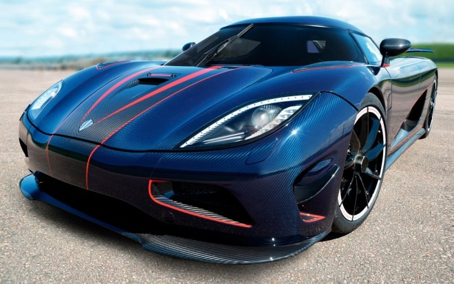 Koenigsegg Agera R BLT Front Three Quarter Close1 660x413