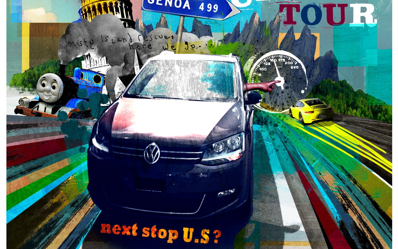 Minivan Tour Cropped