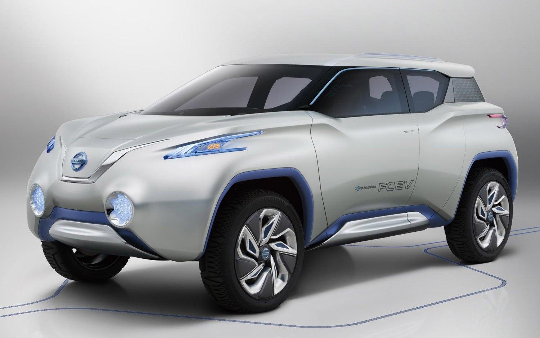 Nissan TeRRA Concept Front Three Quarter1
