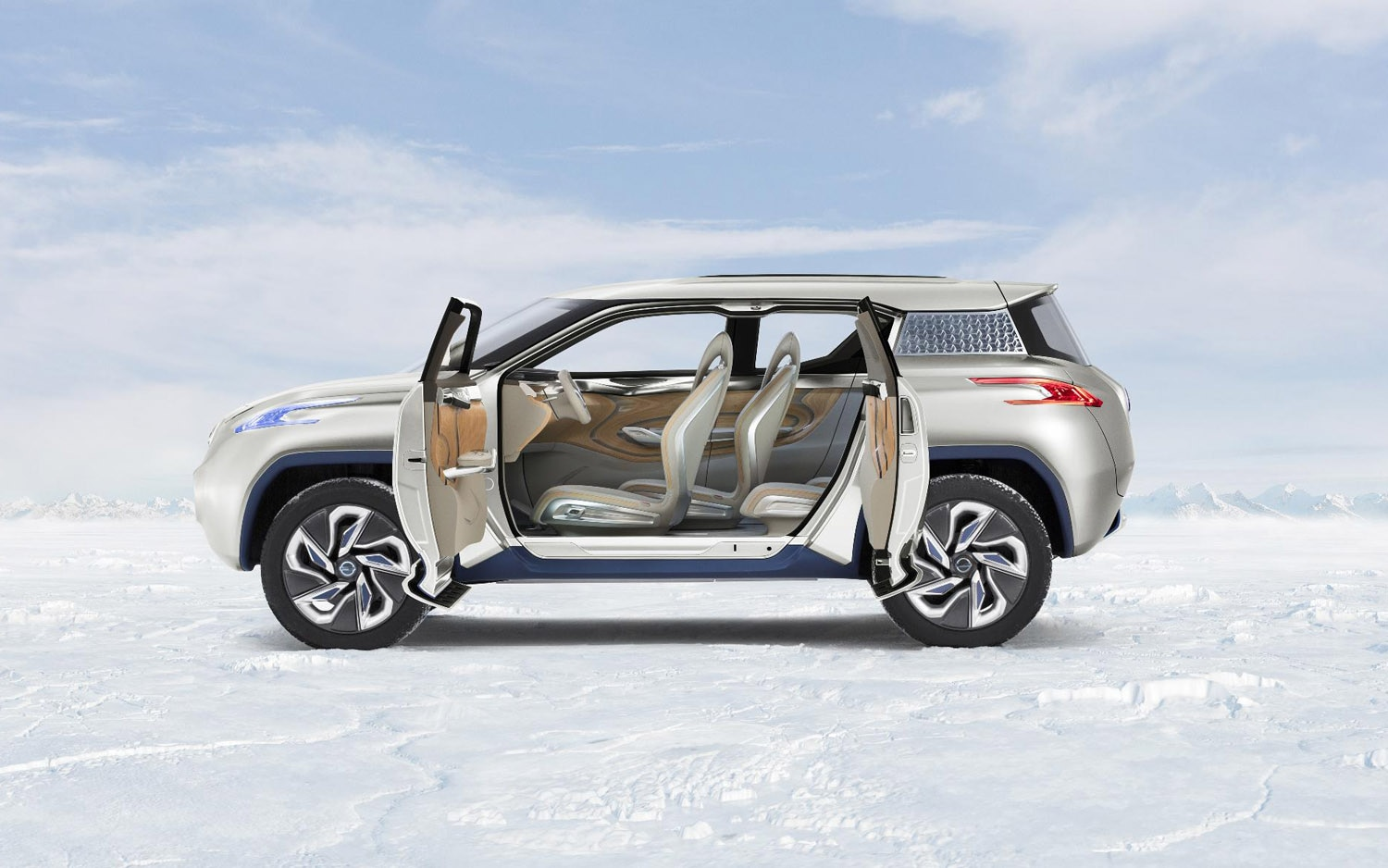Report Nissan Designers Says Next Murano Maxima Will Have Quot Shocking Quot Design