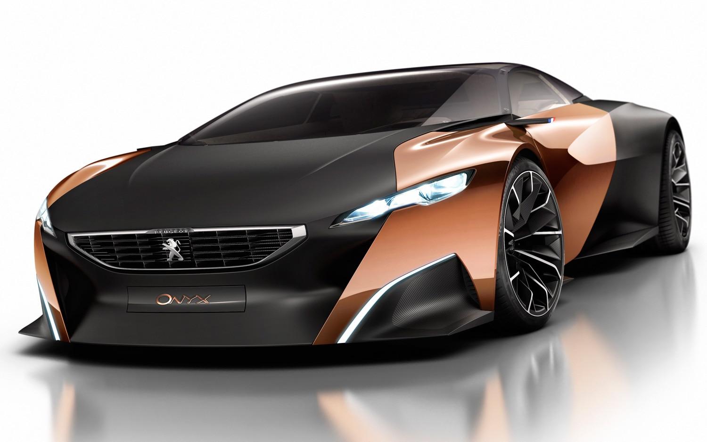 Peugeot Onyx Concept Front View11