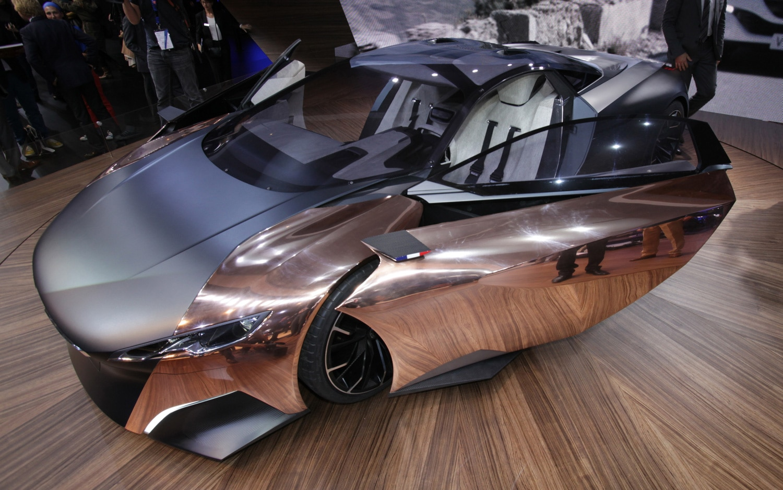 Peugeot Onyx Concept Front Three Quarter 21