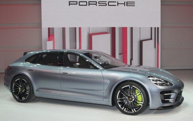 Porsche Panamera Sport Turismo Concept Profile1 660x413