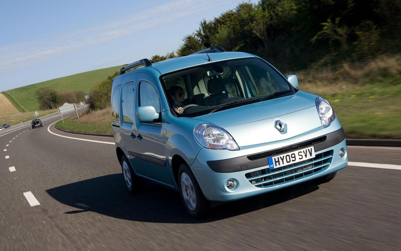 Renault Kangoo Van1