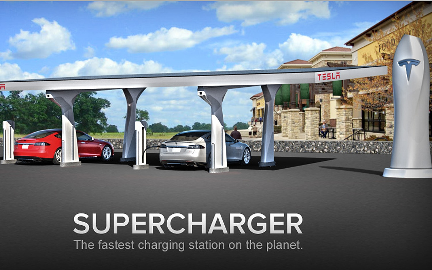 Tesla Supercharger1