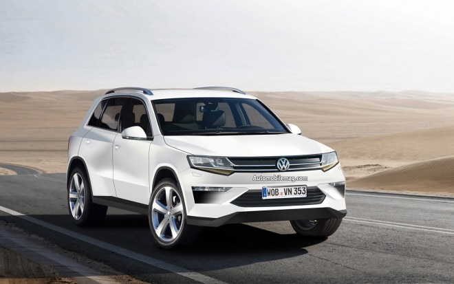 Volkswagen Touareg NF Front Right View1 660x413