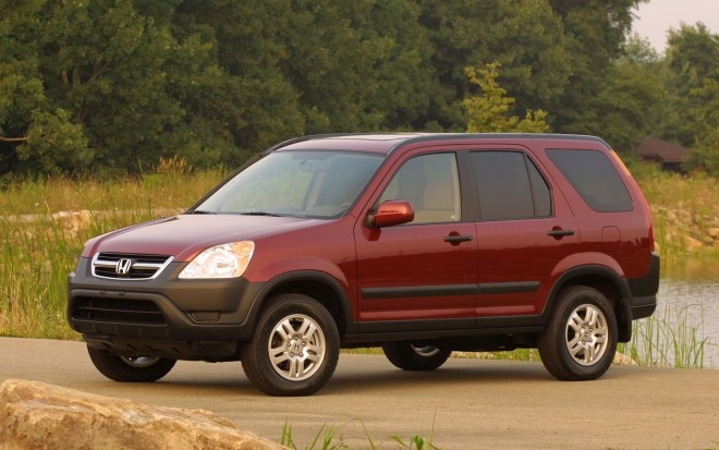 2002 Honda CR V Left Front1 660x413