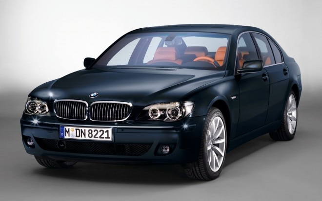 2006 BMW 7 Series Front View1 660x413