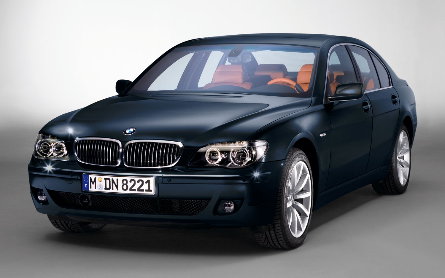 2006 BMW 7 Series Front View1
