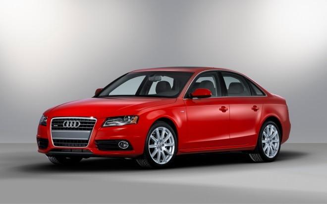 2012 Audi A4 2