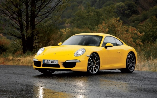 2012 Porsche 911 Carrera S Front Three Quarter11 660x413