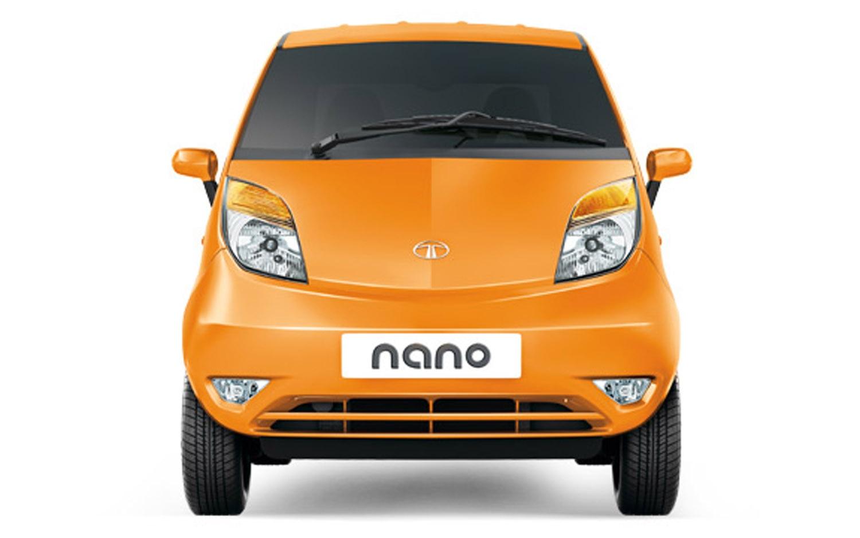 2012 Tata Nano LX Front View1