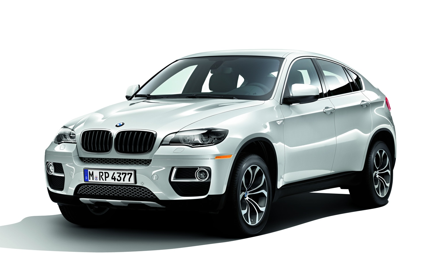 2013 BMW Individual X6 Performance Edition Front Three Quarter1