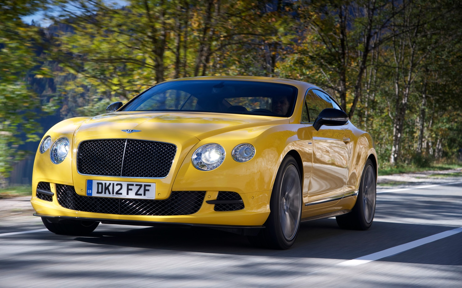 First Drive: 2013 Bentley Continental GT Speed - Automobile Magazine