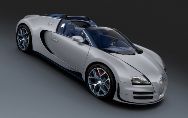 2013 Bugatti Grand Sport Vitesse Rafale Front Three Quarter1 660x413