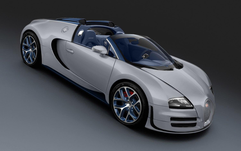 2013 Bugatti Grand Sport Vitesse Rafale Front Three Quarter1
