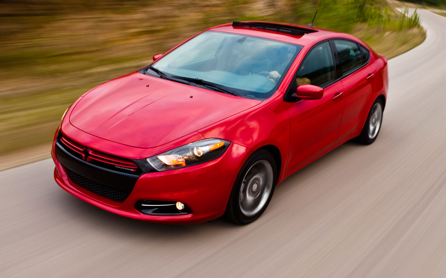 2013 Dodge Dart Front View11