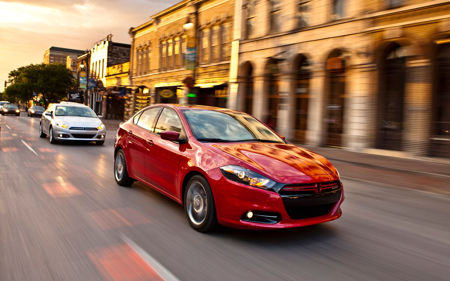 2013 Dodge Dart Two Up Motion1