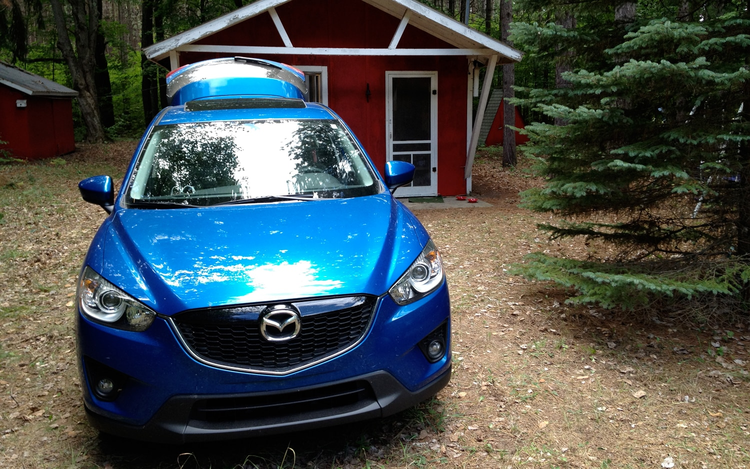 2013 mazda cx 5 grand touring four seasons update september 2012