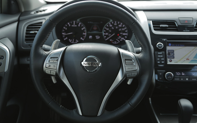 sl trend steering wheel motor nissan verdict altima cars