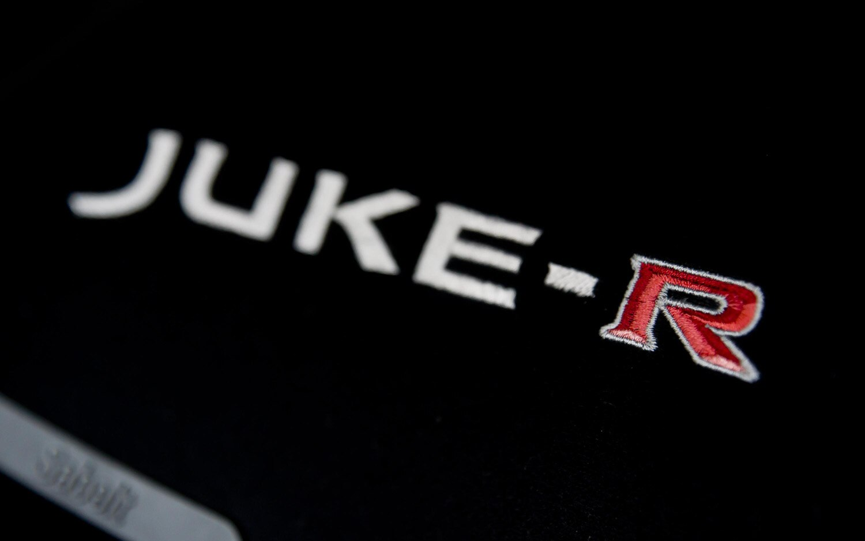 2013 Nissan Juke R Seat Embroidery1