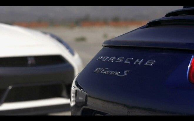 2013 Porsche 911 C2S And 2013 Nissan GT R H2h 31 660x413