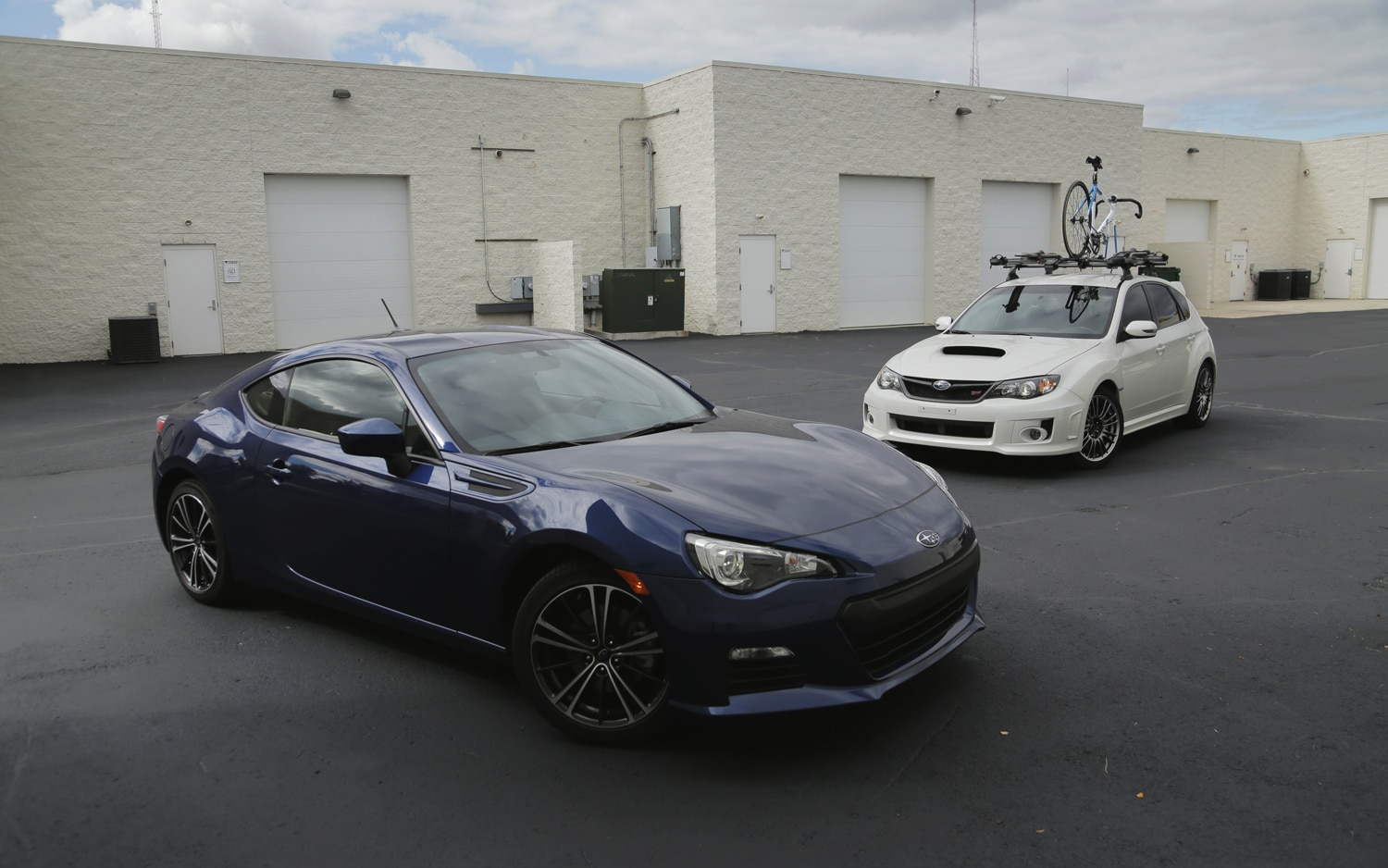 2013 Subaru BRZ Front Right Side View1