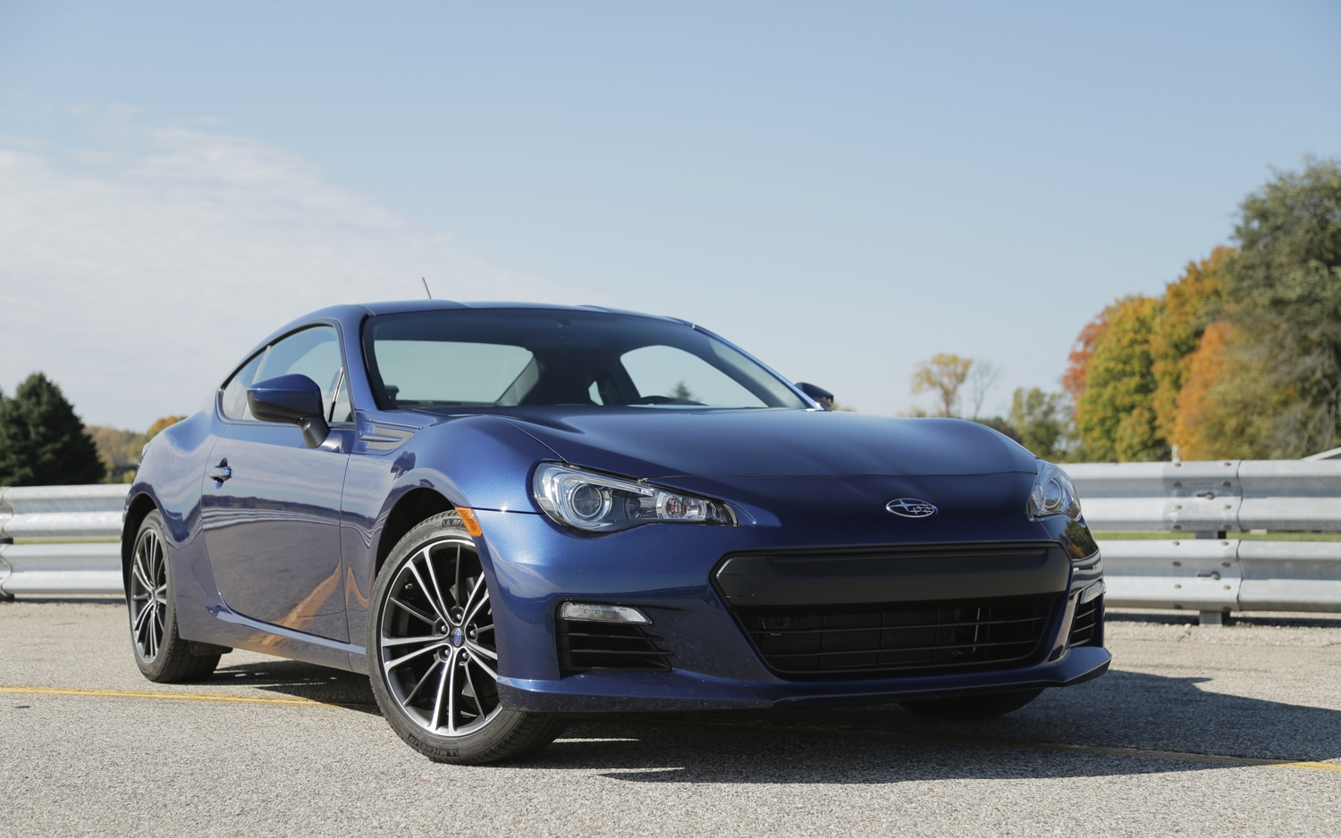 2013 Subaru BRZ Front Right View1