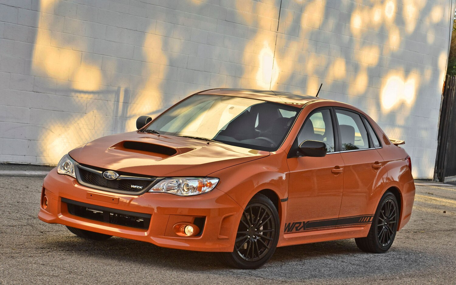 2013 Subaru WRX Special Edition Front Three Quarter1