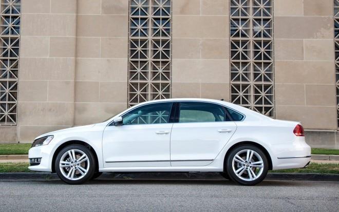 2013 Volkswagen Passat Profile1 660x413