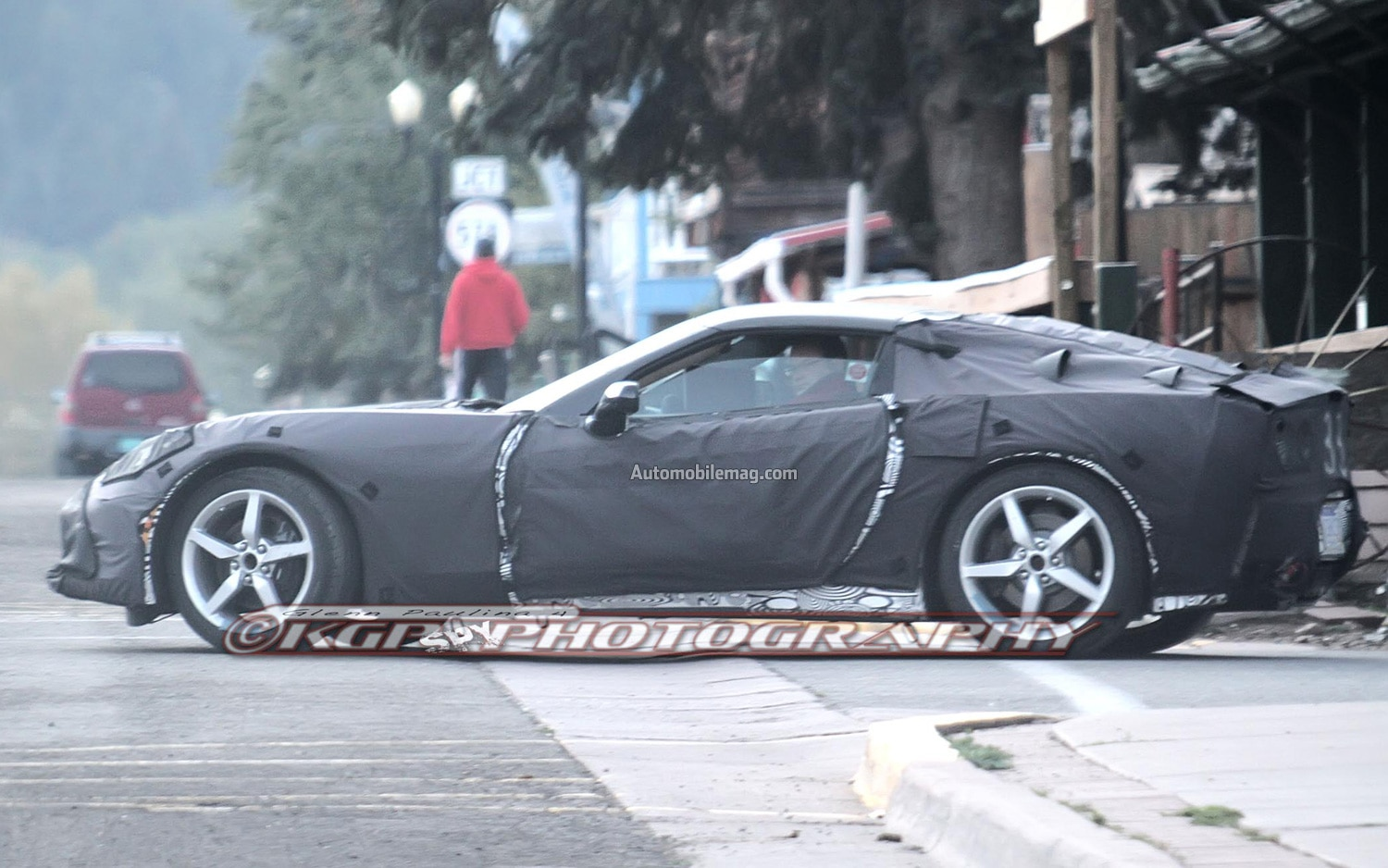 2014 Chevrolet Corvette C7 Spy Photo Profile 711