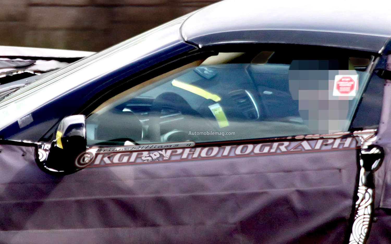 2014 Chevrolet Corvette Interior Spy Photo 41
