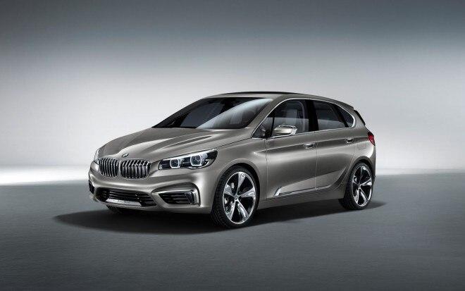 BMW Concept Active Tourer Front Left Side View1 660x413