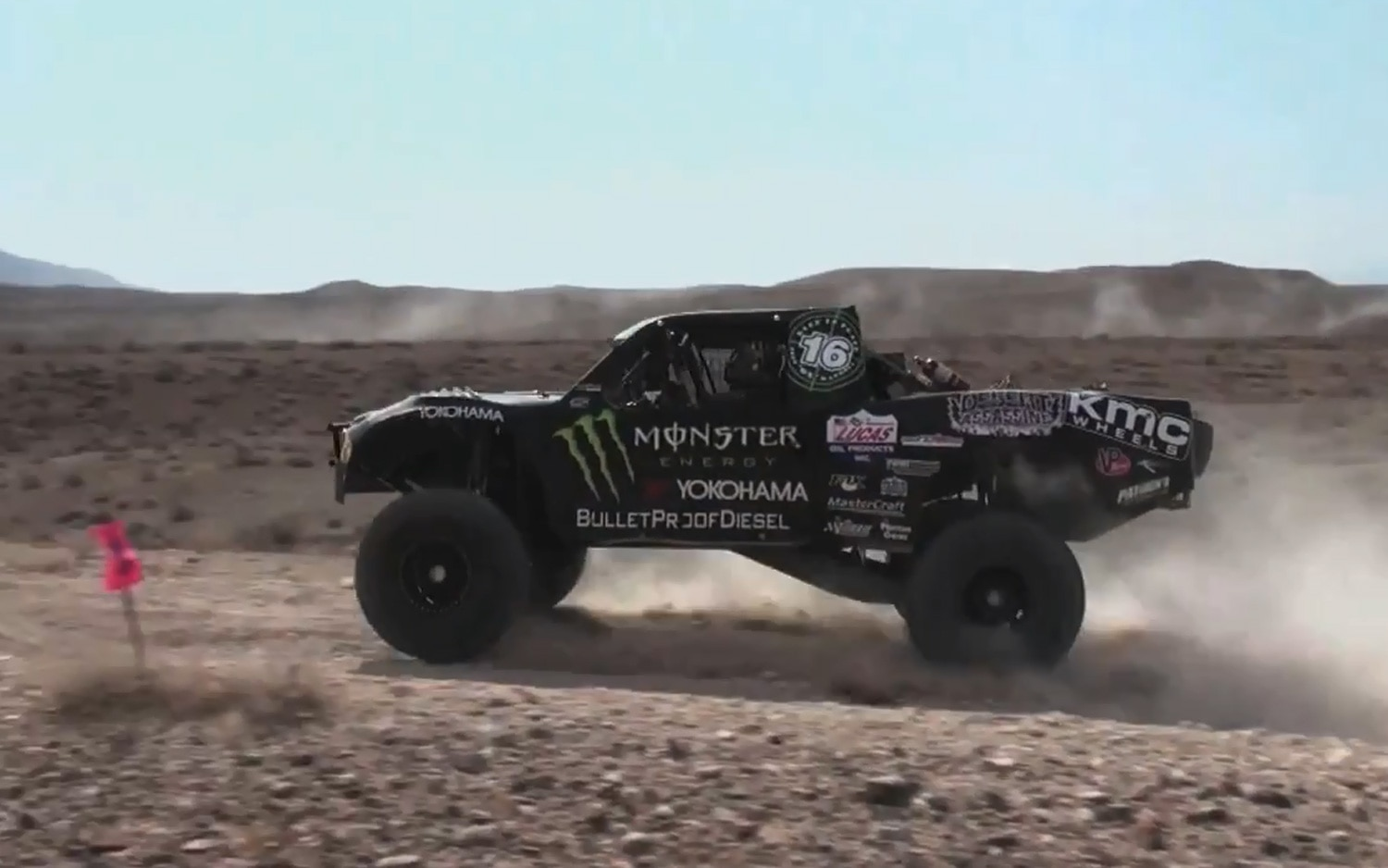 Baja Trophy Truck Vs Boss 302 And Raptor HOT ROD Unlimited Image 211