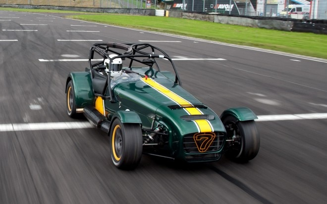 Caterham R600 Front Three Quarter 11 660x413