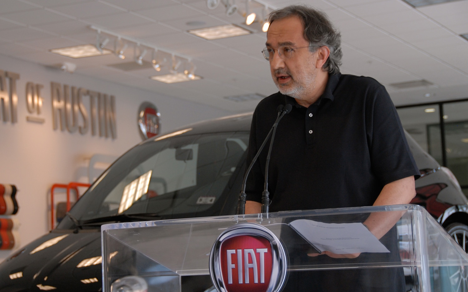 Fiat Chrysler CEO Sergio Marchionne 41