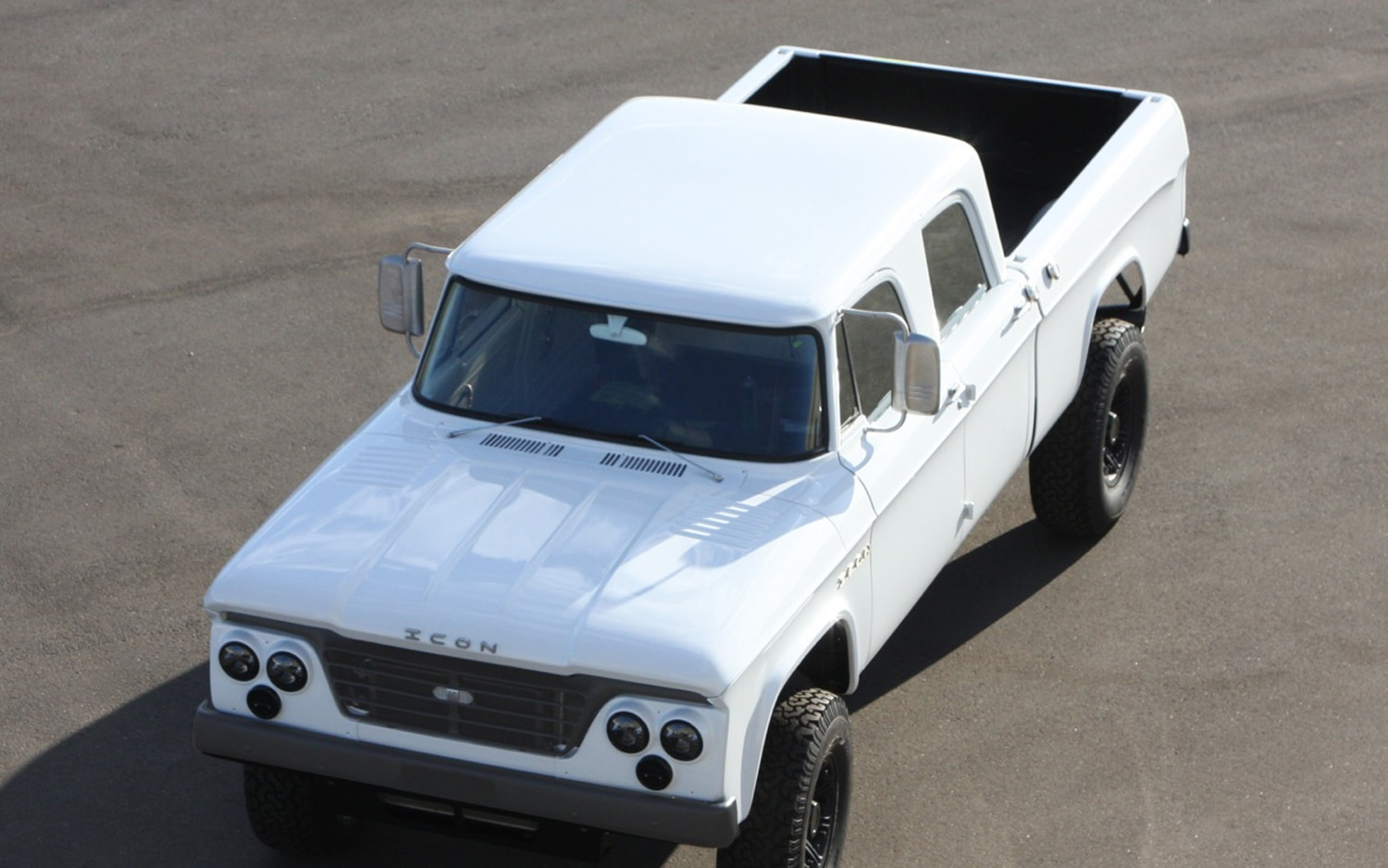 Icon 1965 Dodge D200 Top1