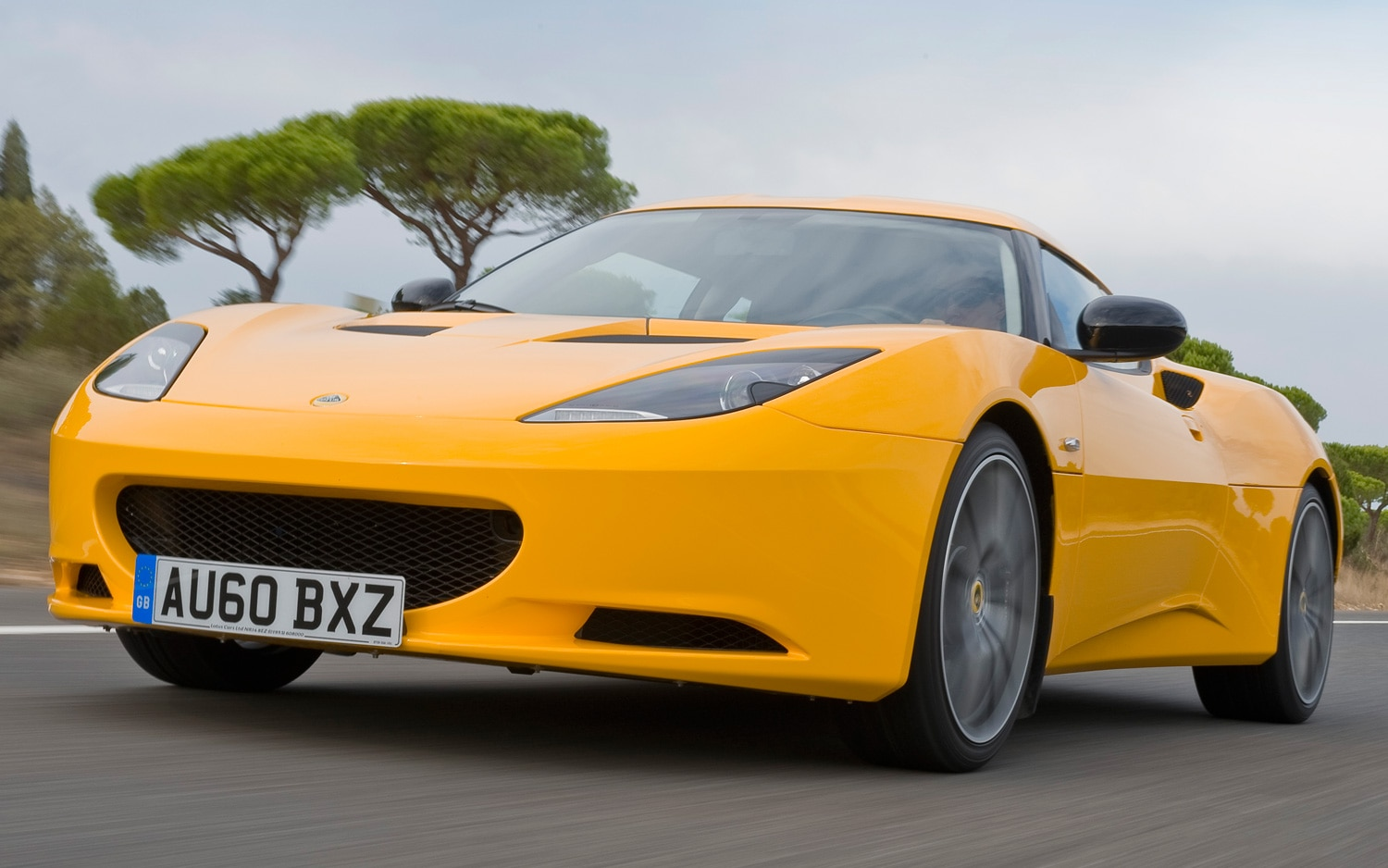 Lotus Evora S Front View1