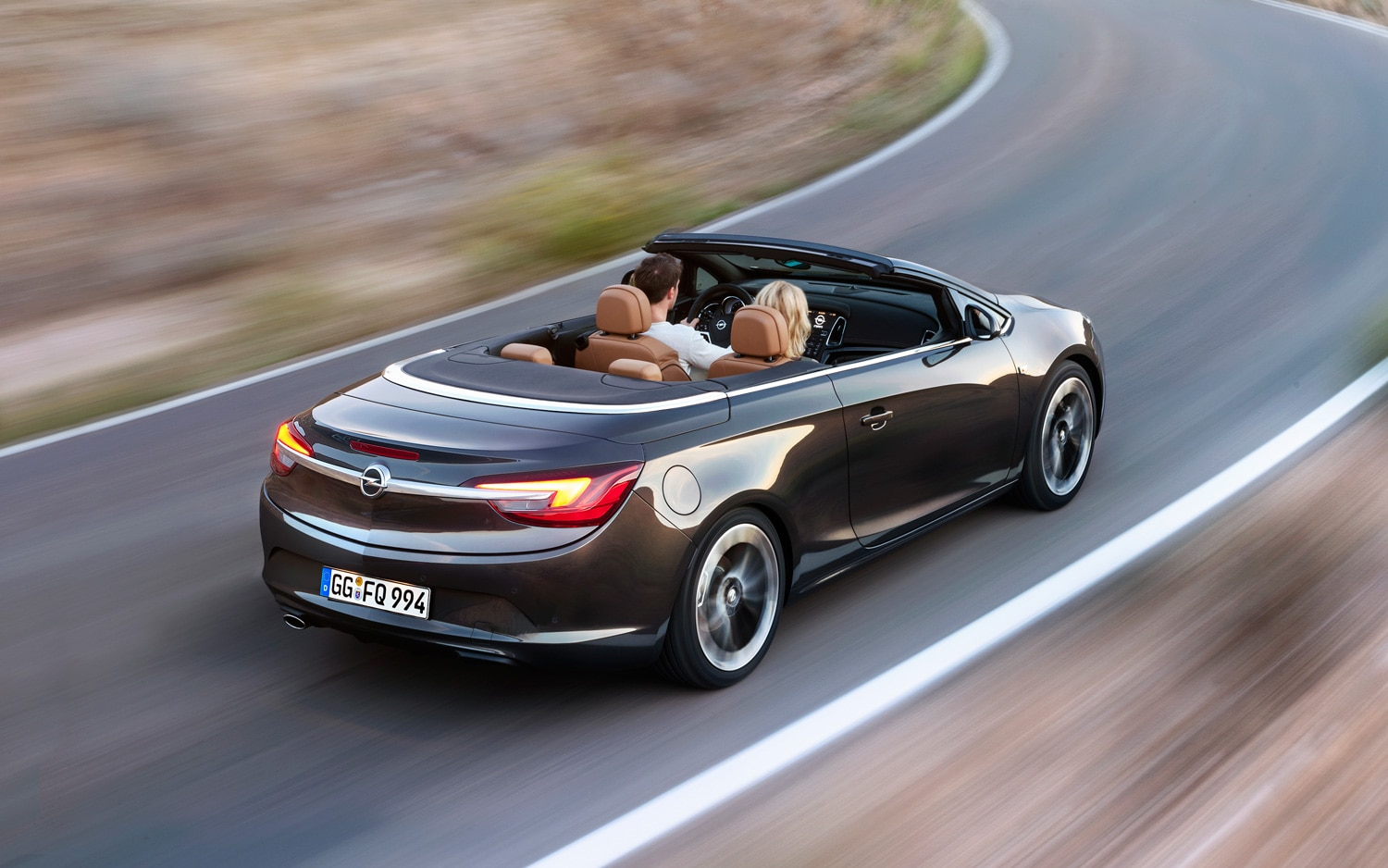 opel cascada convertible revealed would it make a good buick. Black Bedroom Furniture Sets. Home Design Ideas