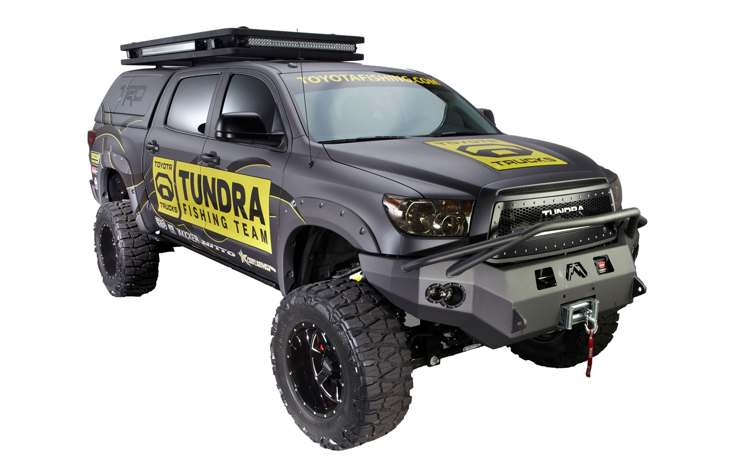 Pro Bass Anglers Ultimate Fishing Tundra Front1