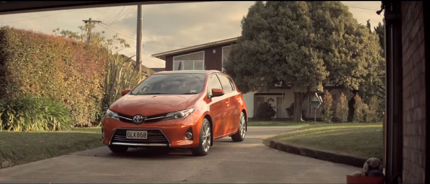 Toyota Corolla Commercial 11