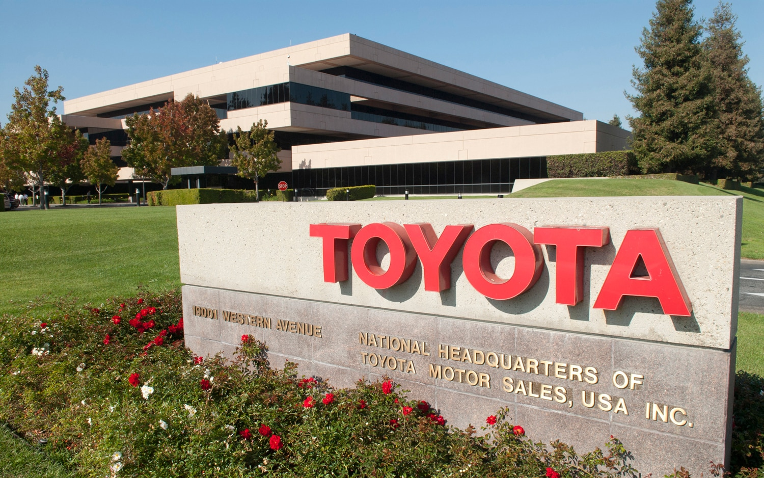 Toyota Motor Sales North America Headquarters1